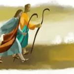 2013  La Semana Santa en el Santuario de Pompeya